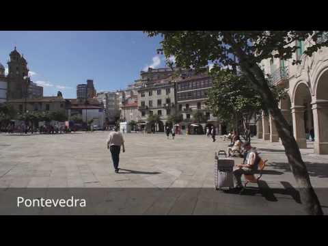 Places to see in ( Pontevedra - Spain )