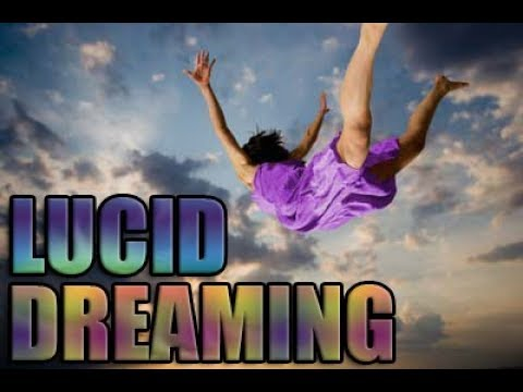 What Is Lucid Dreaming?  How To Wild Lucid Dream!