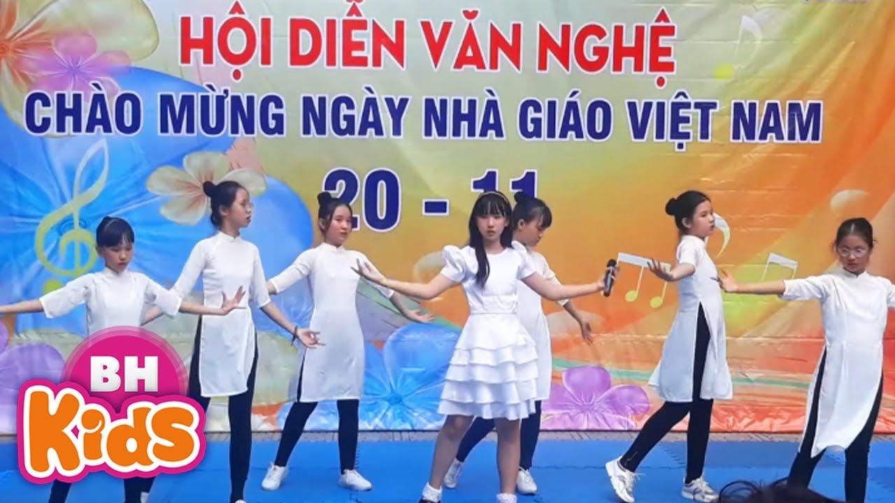 Cô Ơi ♫ Quý Dương ♫ Nhạc Thiếu Nhi Mừng Ngày Nhà Giáo Việt Nam