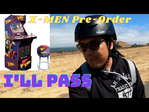 Arcade1up X-Men Pre-Order: My Opinion from HappyFunnyGaming