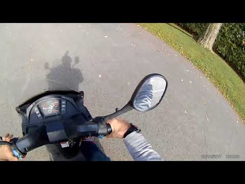 Fall ride through Beechwood