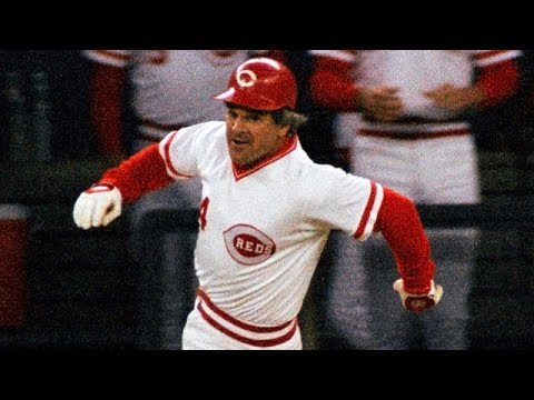 Report: Pete Rose bet on baseball as a player