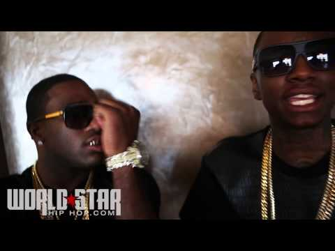 A.B (Adrien Broner) & Soulja Boy - Put A Name On It