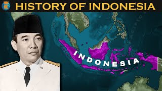 HISTORY OF INDONESIA In 12 Minutes
