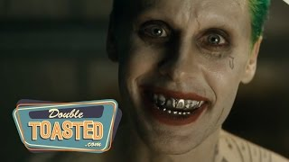 SUICIDE SQUAD - Double Toasted Trailer Talk