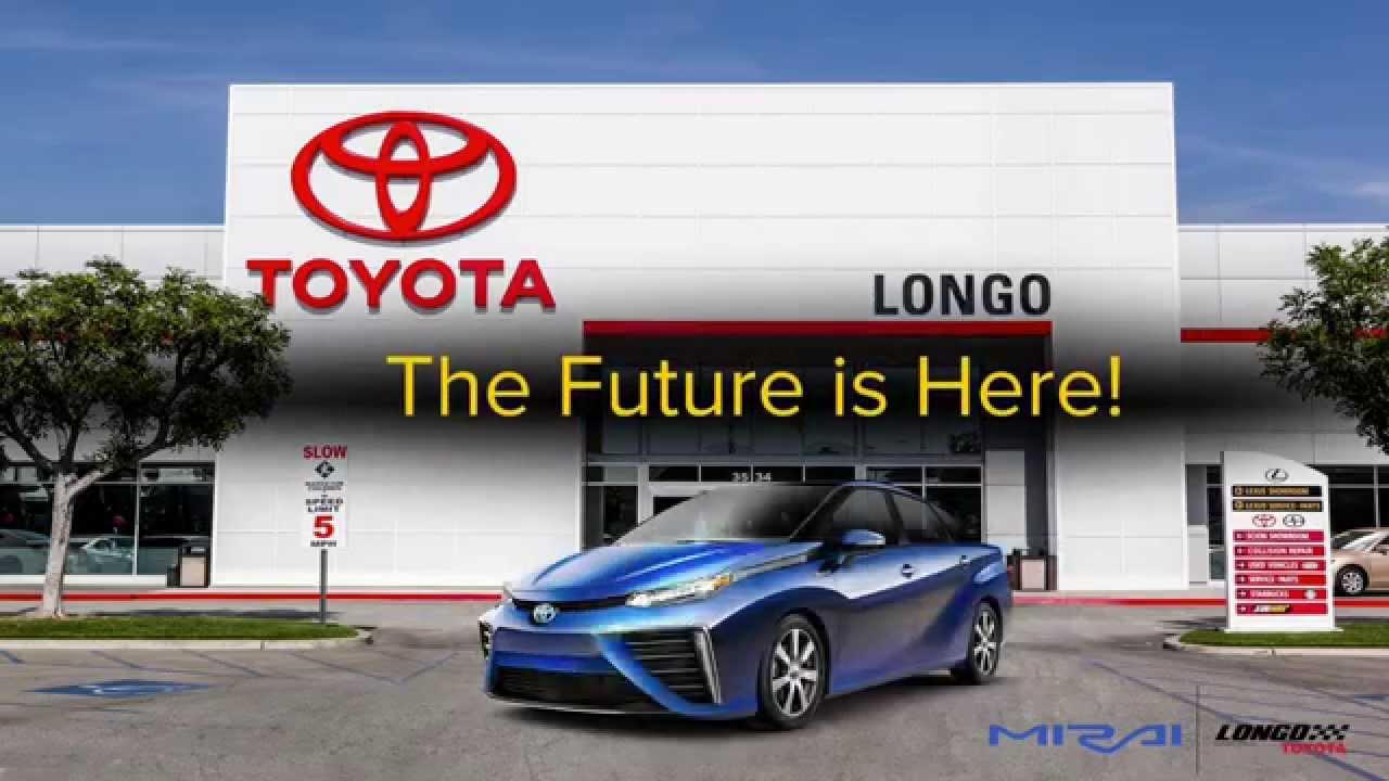 Longo Toyota Mirai   YouTube