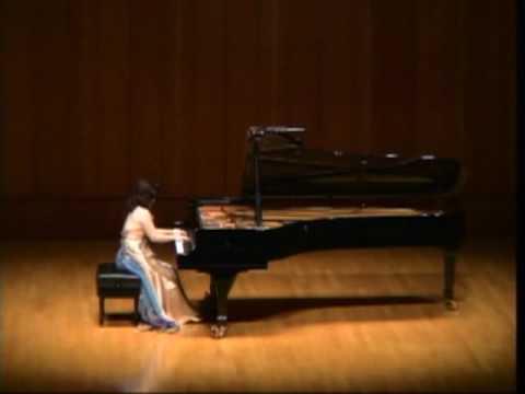 Hideyo Harada plays Schubert Impromptu in G flat major D 899 No. 3