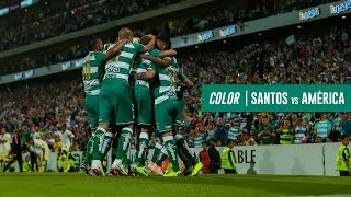 embeded bvideo Color | Santos vs América | Jornada 16 AP18