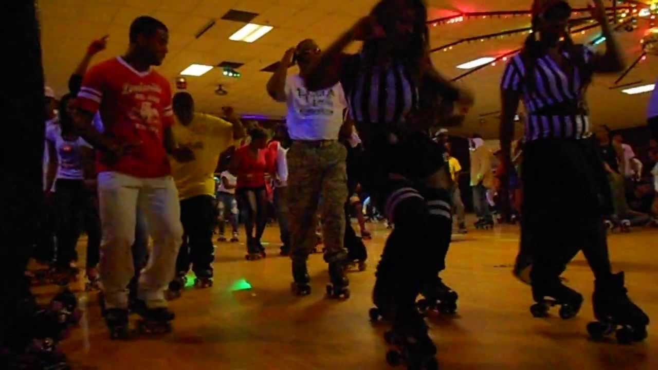 Roller skating rink huntsville al - Mlk Dogg Pound Skate Jam 2014 Slow Walk