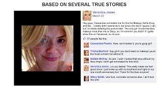 No Makeup Selfie Campaign - A Dose of Buckley