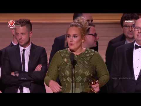 UNews: Frica lui Adele @Utv 2017
