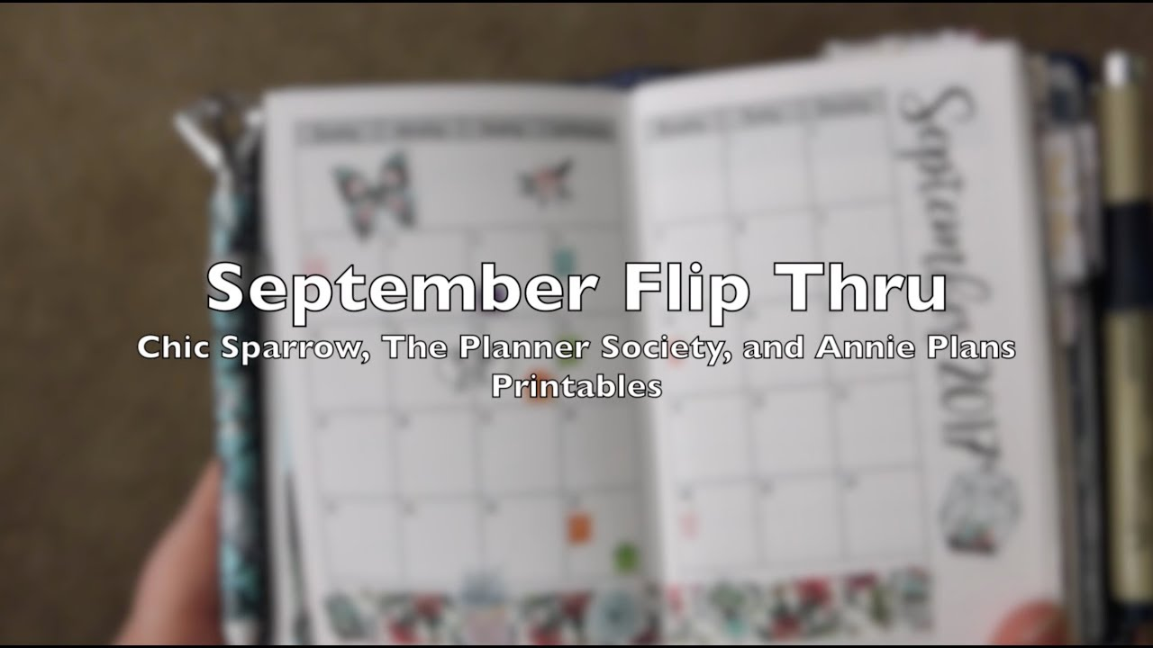 photo regarding Annie Plans Printables referred to as September Change Via Stylish Sparrow, The Planner Culture, Annie Courses Printables through PlanIt Southern