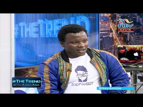 #theTrend: Students develop Sophie Bot sexual reproductive health app