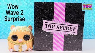 LOL Surprise Top Secret Wave 2 Series 4 Eye Spy Doll Unboxing | PSToyReviews