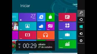 Vídeo Aula - Como iniciar o Windows 8 sem digitar a senha (Autologon)?