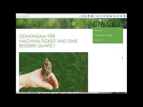 Jimdo Tutorial – kostenlose Website erstellen – Wie mache ich eine Homepage ?