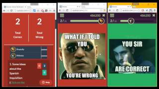 Gamify your classrom with Quizizz
