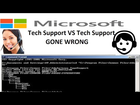 Tech Support Vs Tech Support Gone Wrong // Nice Chat With Scammers //