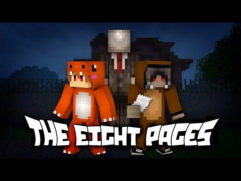 [Minecraft : The Eight Pages] ภารกิจเก็บกระดาษ w/Kutcha CastingGame