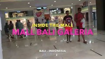 Inside The Mall - Mall Bali Galeria