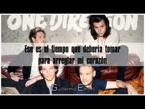Infinity One Direction- Traducida al español