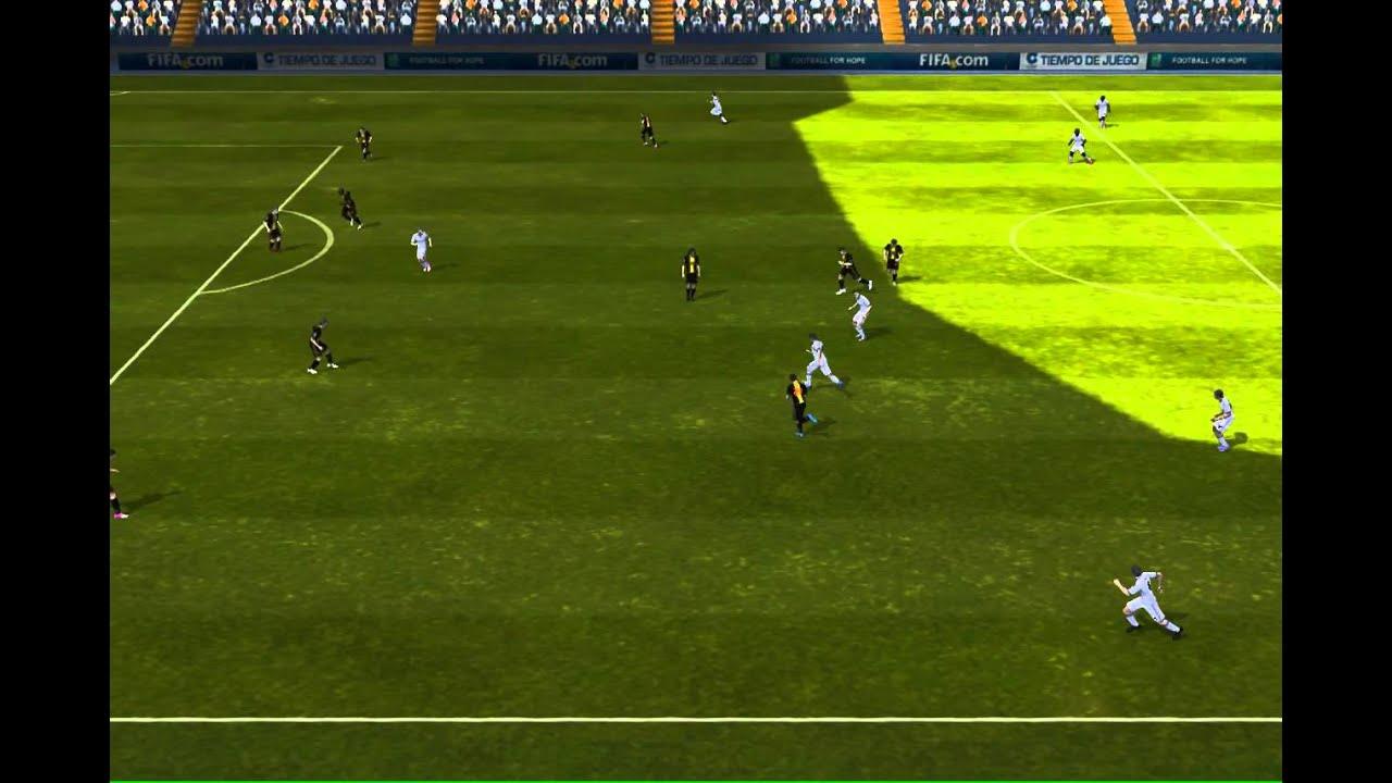 Real Madrid Vs. Real Zaragoza Kyle