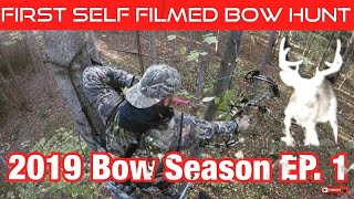 2019 Deer Season Episode 1  Bow Hunting Whitetails