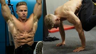 KOMPLETTES SIXPACK TRAINING | Bauch Übungen | Bauch Workout Tipps