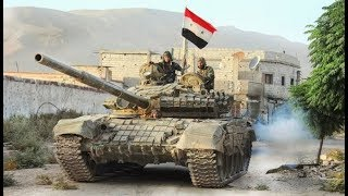 Mapa y Noticias Guerra Siria 11.04.18 Israel ataca T4/Ataque Químico en Duma/EEUU amenaza con atacar