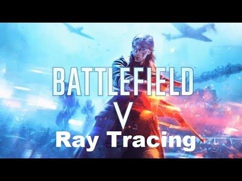 Battlefield V GTX 1080 Ray Tracing