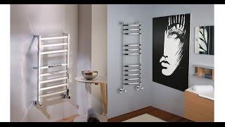 видео Купить электрический полотенцесушитель Margaroli для ванной