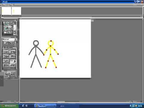 logiciel pivot stickfigure animator