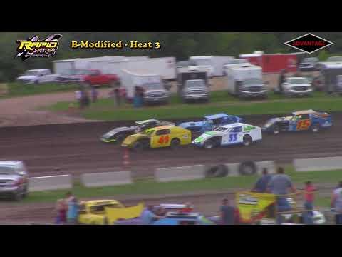 B-Modified Heats - Rapid Speedway - 6/1/18