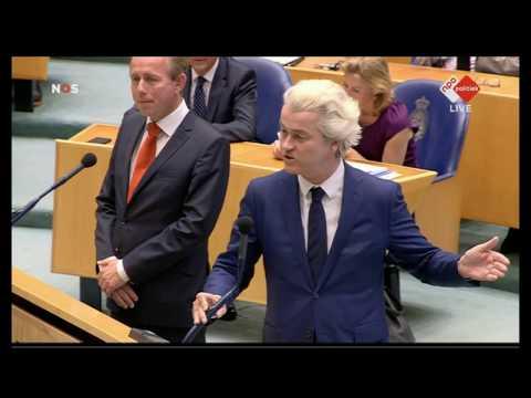Wilders wil regeren, Rutte sluit PVV uit