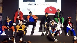 9x9 (Except Third) Fashion Show @ MLB Grand Opening Store Centralworld MP3
