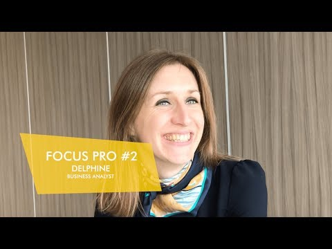 Groupe Roullier Focus Pro #2 : Delphine - Business Analyst