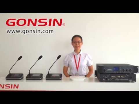 Introduction to GONSIN 10000S Congress System