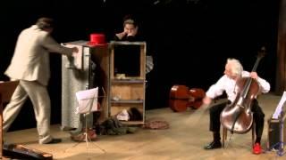 Macht der Gewohnheit von Thomas Bernhard | Regie und Bühnenbild: Rüdiger Hentzschel