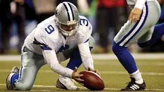 Tony Romo's Fumble Game Highlights