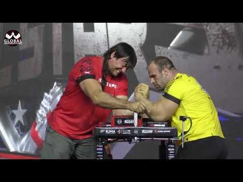 Denis Cyplenkov(Денис Цыпленков) VS Devon Larratt (Девон Ларрат)  (ROUND 7)