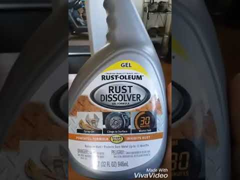 Great way to clean aluminum wheels!