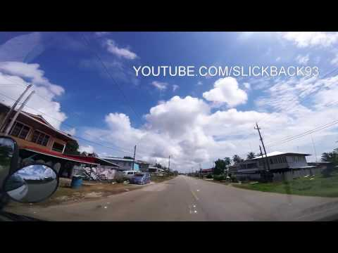 Guyana Berbice #57 Village to New Amsterdam (FULL LENGTH) 2016