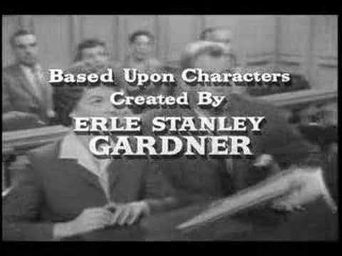"""Czołówka serialu """"Perry Mason"""""""