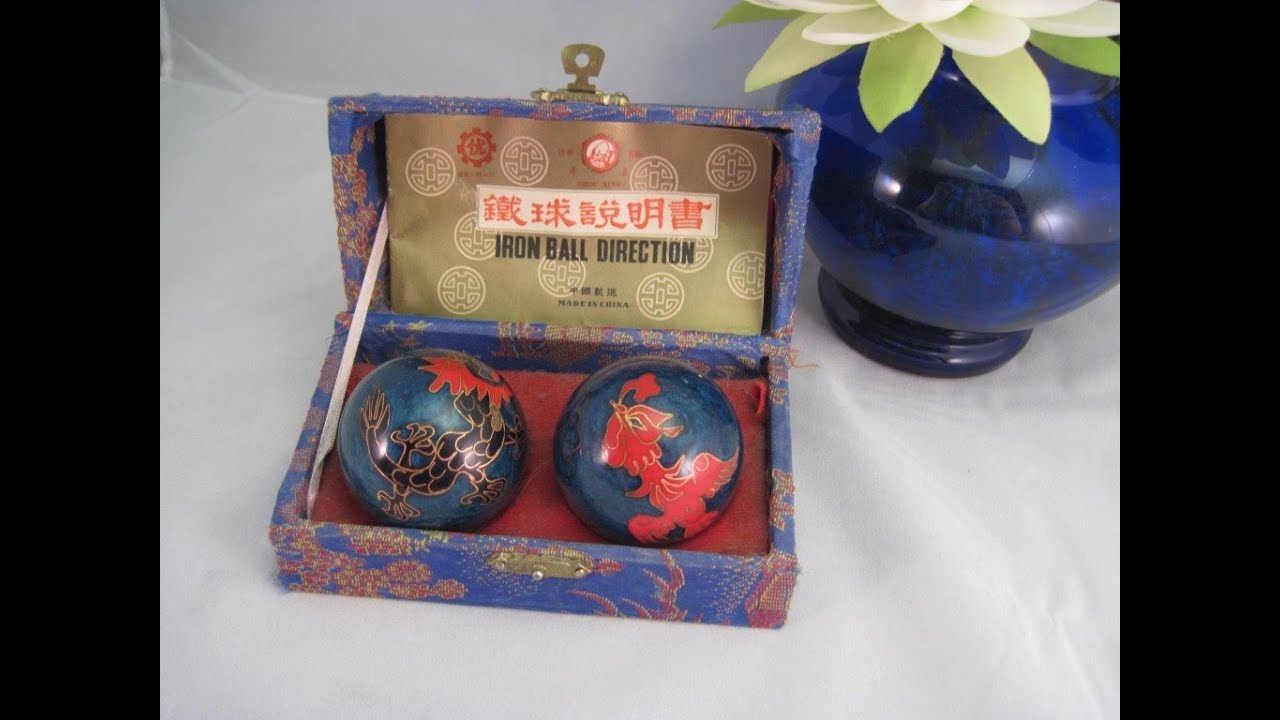 How To Use Chinese Medicine Balls