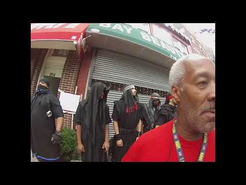 A.O.C. Israelites Classics In Staten Island At The Pig Pen & Eric Garner Murder Site (July 2014)
