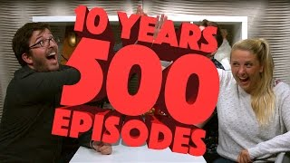 10 years, 500 episodes: Happy birthday to the CNET UK podcast!