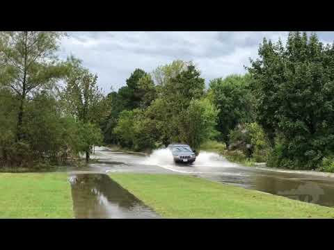 10-06-2019 Fayetteville, AR -Flooding
