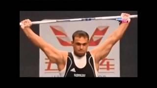 Ilya Ilyin at World Championships from 2005 to 2014