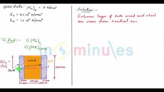 Moment of Resistance in Composite Beams Part 1