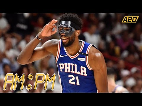 """Sixers Silence Miami, Beat the Heat in 5  